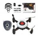 DRONE DIY CON CAMARA WIFI 480P, SENSOR DE ALTITUD