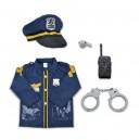 DISFRAZ INFANTIL POLICIA