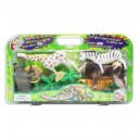 ANIMALES SALVAJES 25 PCS EN BLISTER