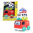 SET VEHICULOS APILABLES