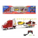 CAMION R/C TRANSPORTACOCHES BAT. INC.