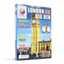 PUZZLE 3D RELOJ LONDRES
