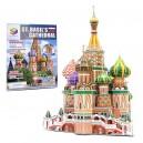 PUZZLE 3D CATEDRAL MOSCU