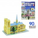 PUZZLE 3D CATEDRAL PARIS