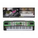 TECLADO PIANO C/MICROFONO Y FUNCIONES