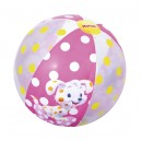 PELOTA HINCHABLE PINK MINNIE 51 CM