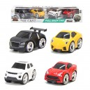 SET 4 COCHES FRICCION
