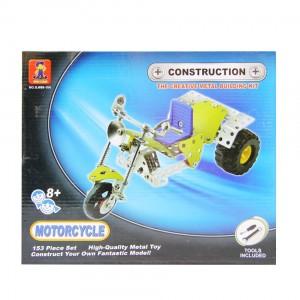 SET CONSTRUCCION MOTO METAL