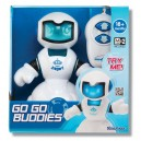 ROBOT AZUL INFANTIL R/C