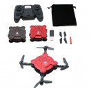 MINI DRONE PLEGABLE R/C